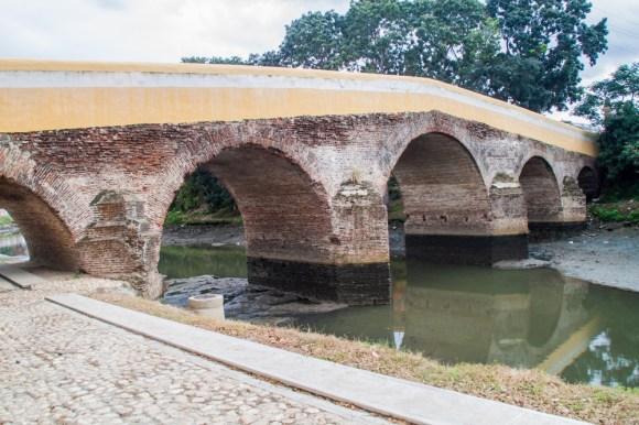 bridge at Sancti Spiritus