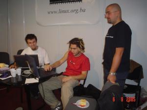 LUG meeting Sarajevo 2005