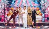 AMERICA'S GOT TALENT -- Season: 11 -- America's Got Talent Holiday Spectacular -- Pictured: (l-r) Nick Cannon, Mel B, Simon Cowell, Heidi Klum, Howie Mandel -- (Photo by: Chris Haston/NBC)