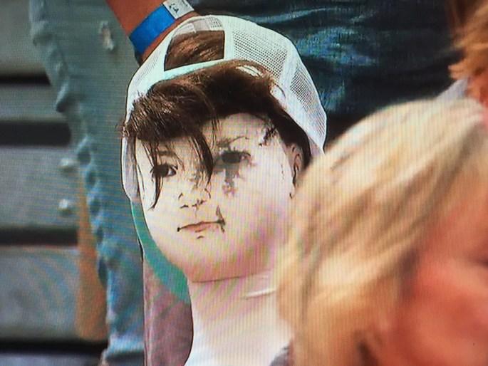 demon doll basketball game bachelorette