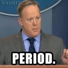 Sean Spicer Period