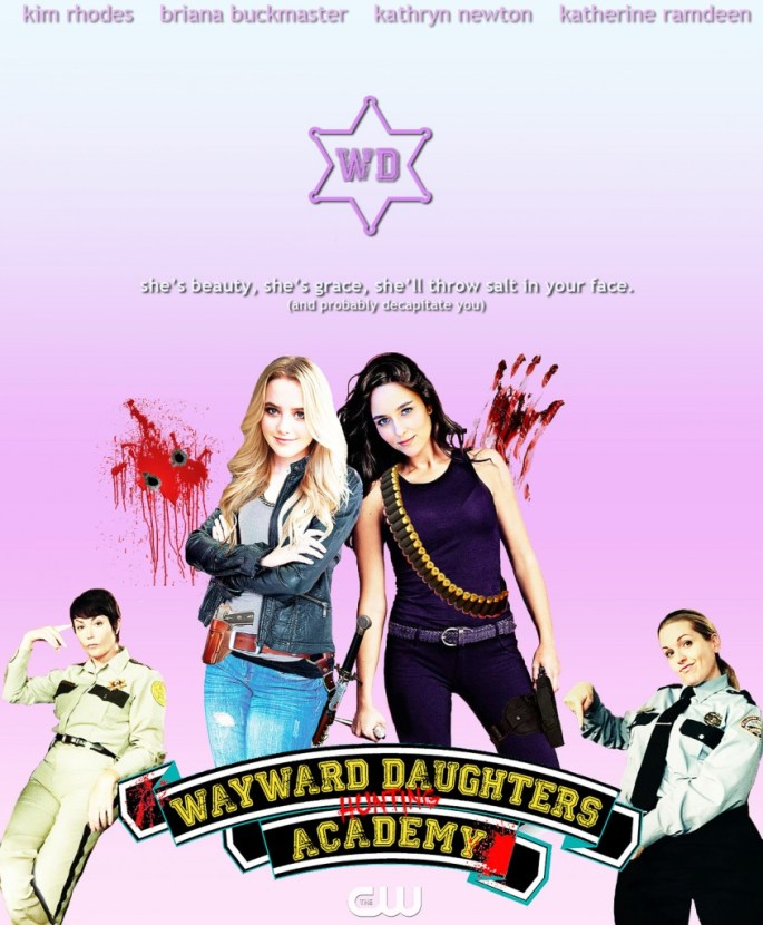 SPN_Wayward Daughters Academy