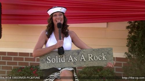solid as a rock starla arrested development