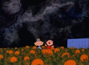 """IT'S THE GREAT PUMPKIN, CHARLIE BROWN"" - The classic animated Halloween-themed PEANUTS special, ""It's the Great Pumpkin, Charlie Brown,"" created by late cartoonist Charles M. Schulz, airs THURSDAY, OCTOBER 27 (8:00-9:00 p.m., ET) on the ABC Television Network. (©1966 United Feature Syndicate Inc.)"