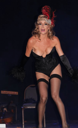 sonja morgan burlesque