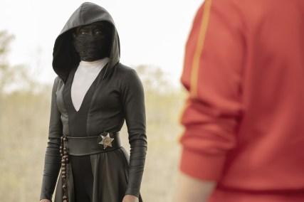 watchmen the nun