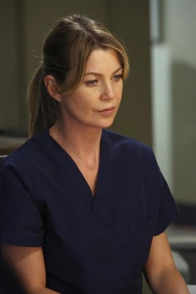 "GREY'S ANATOMY - ""Going Going Gone"" - The doctors of Seattle Grace are faced with the aftermath of last season's plane crash. As they try to move on with their lives, they must learn to adapt to the changes, cope with their losses and move forward with their relationships and careers, on the ninth-season premiere of ""Grey's Anatomy,"" THURSDAY, SEPTEMBER 27 (9:00-10:02 p.m., ET) on the ABC Television Network. (ABC/DANNY FELD) ELLEN POMPEO"