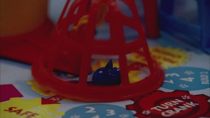 deus ex machina lost mousetrap