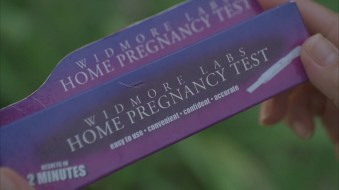 the whole truth lost widmore pregnancy test