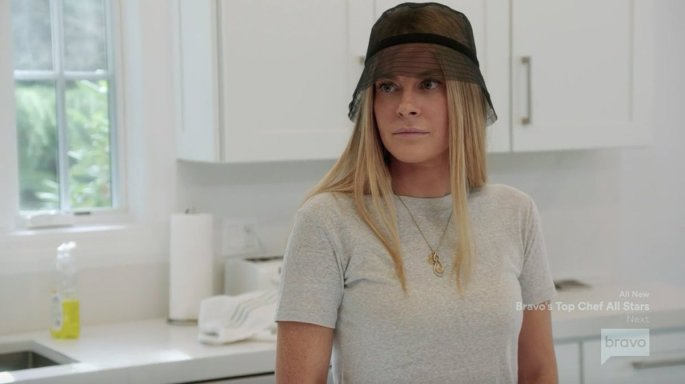 leah real housewives of new york bucket hat