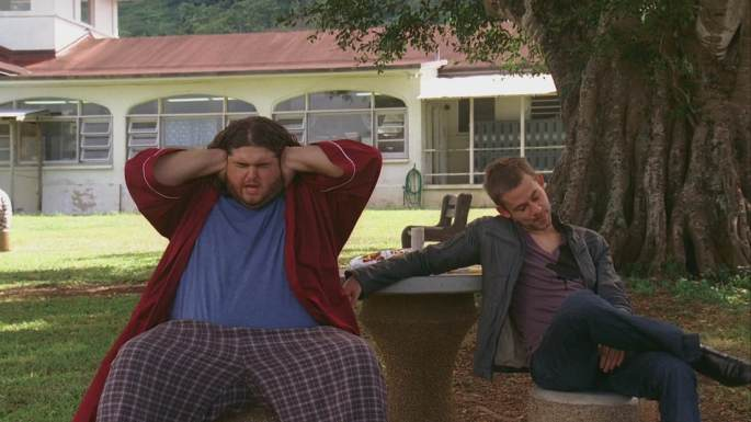 the beginning of the end lost hurley and charlie haunting