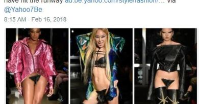 Vagina Wigs Debuted At The New York Fashion Week…WTF?