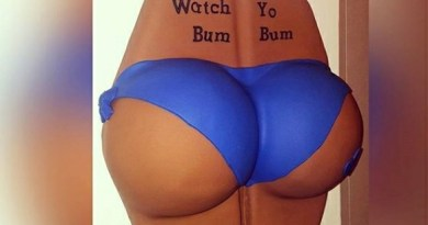 Another Collection Of Butt Cakes That You Would Love To Sink Your Teeth Into