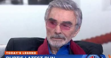 Burt Reynolds On The Today Show On His True Love, His Fathers Disapproval, Then Thanked Hoda For Not Having Big Lips