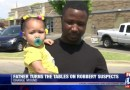 Father Had To Fight 4 Attackers While Holding His Baby…Didn't Know He Was Packing