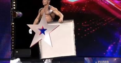 A Man Pulled His D!ck And Used It Like A Paint Brush To Paint A Picture On Croatia's Got Talent.