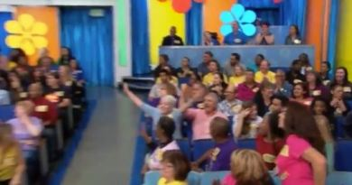 "Price Is Right Contestant Was MIA On A Bathroom Break When Her Named Was Called To ""Come On Down""."