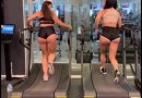 Go Straight To The Gym And Hopefully You Will Find These Two Women On The Treadmill
