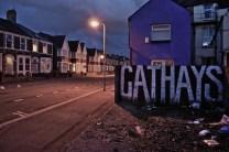 Cardiff graffiti