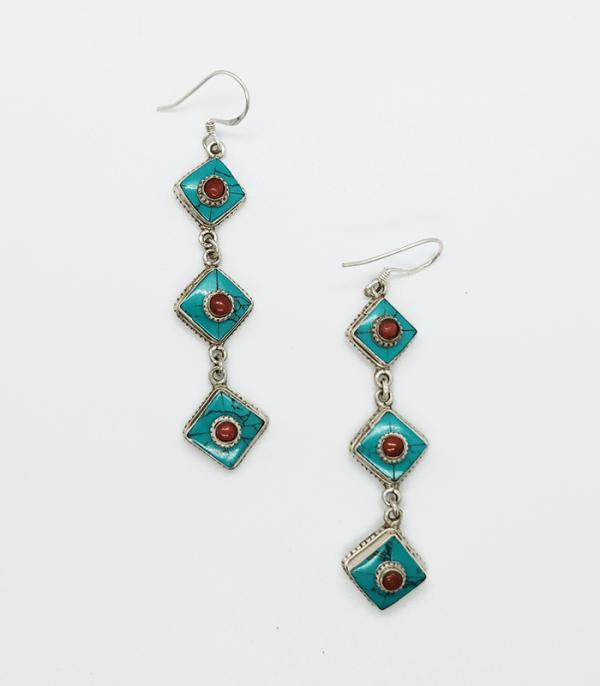 Nepali authentic earrings