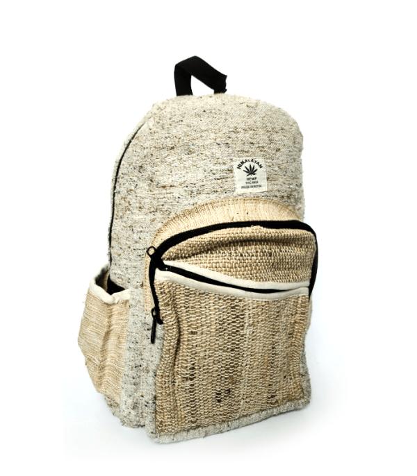 Handmade Nepali Hemp-Bag
