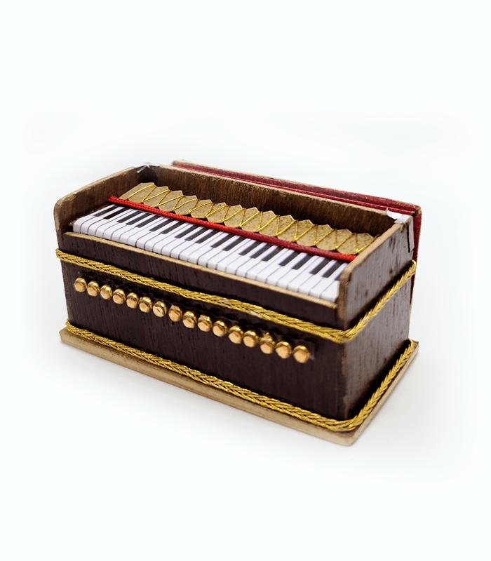 Authentic nepali harmonium