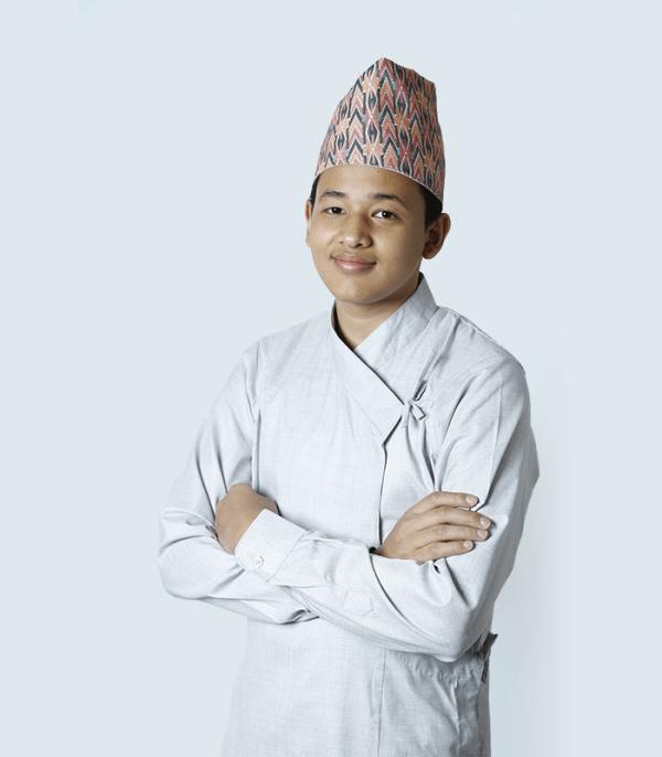 Daura Suruwal - Nepali National Dress