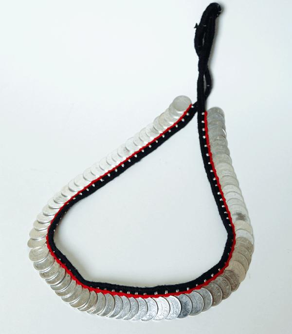 Haari Maala – Traditonal Necklace of 70 (25 Paisa) coins