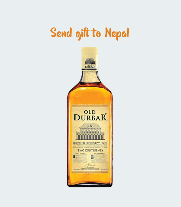 Old Durbar Reserve - Quality Spirits of Nepal