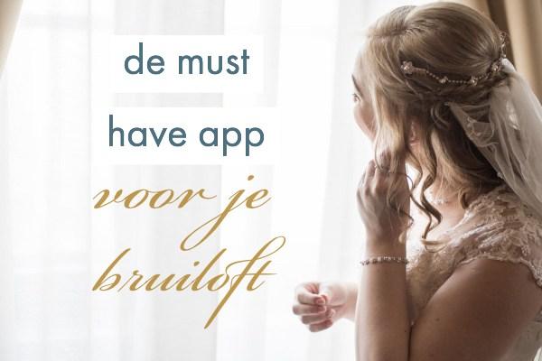 foto app bruiloft