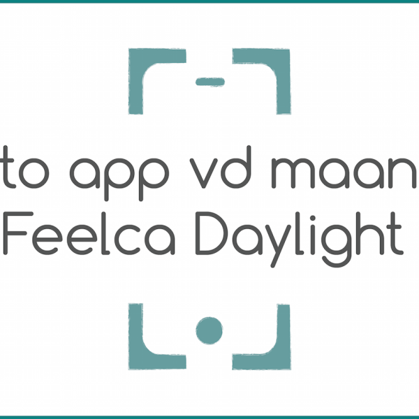 foto app feelca daylight