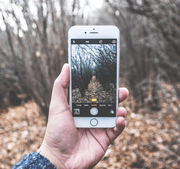 hdr op je smartphone