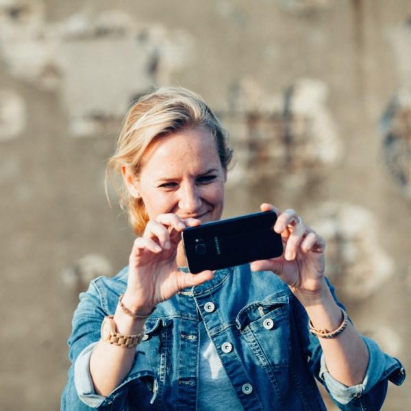 smartphonefotograaf tas