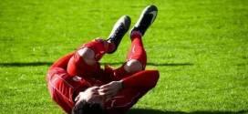 إصابات العضلات الوترية في كرة القدم
