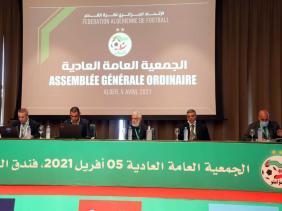الجمعية العامة العادية للفاف  المصادقة على الحصيلتين الأدبية والمالية