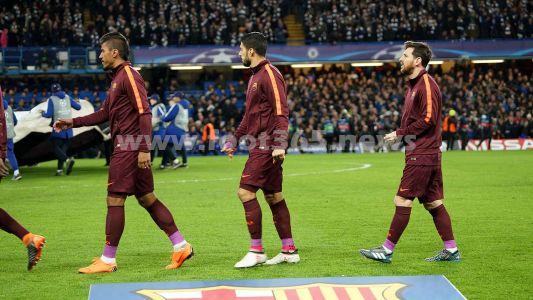 Chelsea FCBarcelone 020