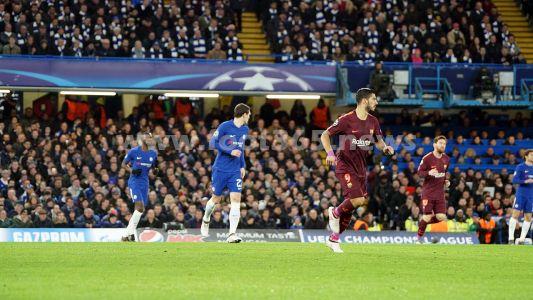 Chelsea FCBarcelone 024