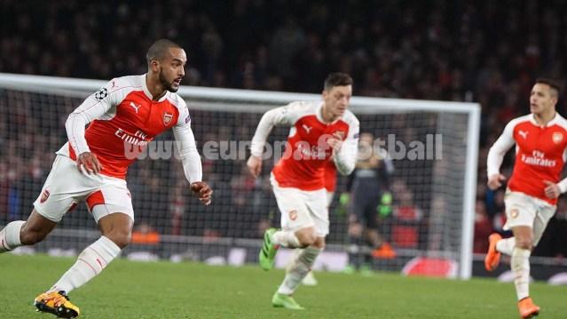Angleterre : Arsenal – Tottenham (2-1)