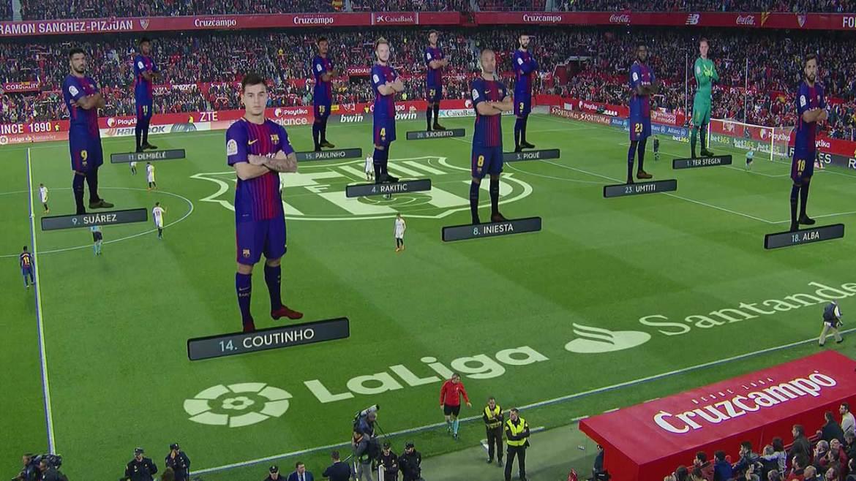 Espagne : Athletico Bilbao – FC Barcelone (2-3), les Blaugrana montent sur le podium