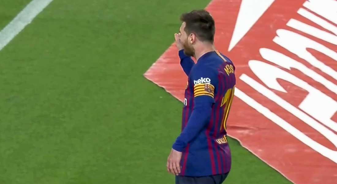 Vidéo Liga :  Le Celta Vigo tient en échec le FC Barcelone 2-2