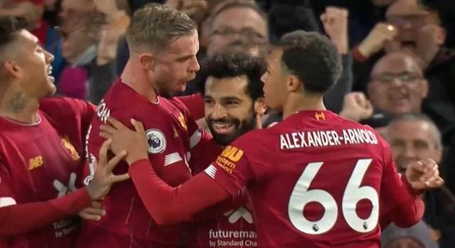 Angleterre : Liverpool – Manchester City (2-2) – Vidéo