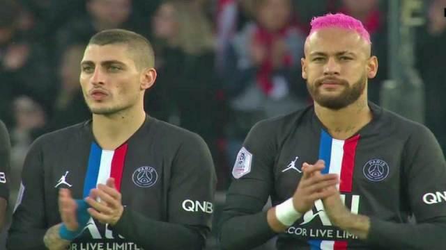 Ligue 1 : Paris SG – Lyon (0-1)