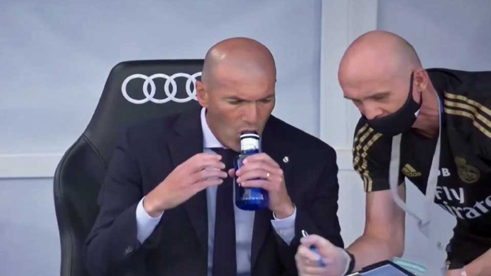 Espagne : Le Réal Madrid s'impose 3-1 face à Eibar , résumé vidéo