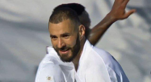 Liga : Real Madrid – Elche (2-1)