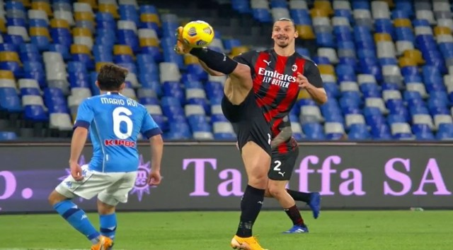 SERIE A : Naples 1 – Milan AC 3