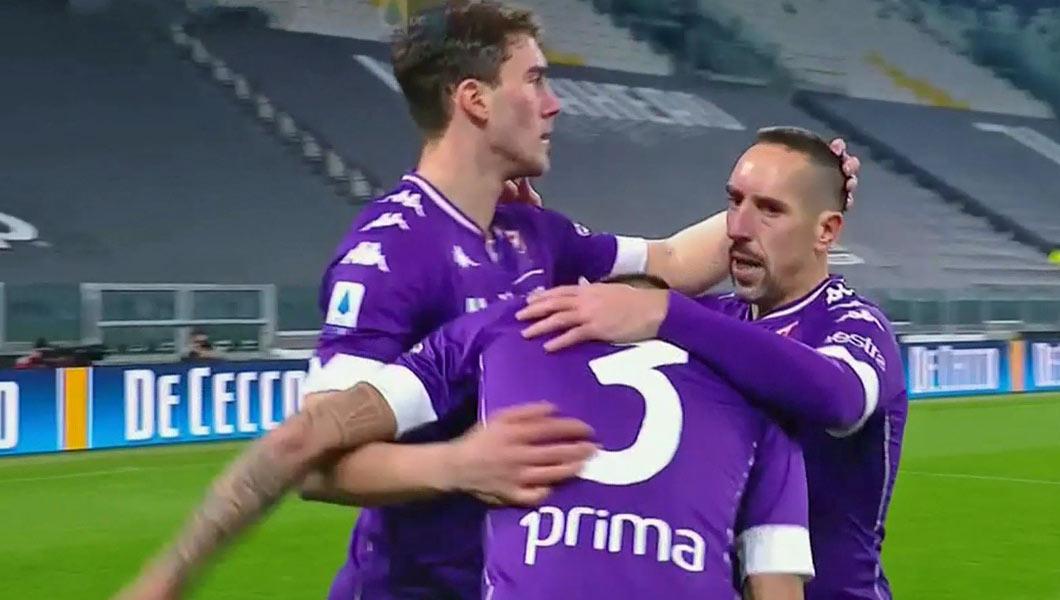 SERIE A : La Juventus connaît sa première défaite en championnat face à la Fiorentina (0-3)
