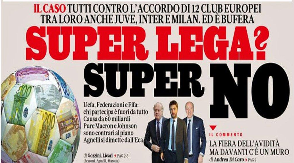 Super League NO
