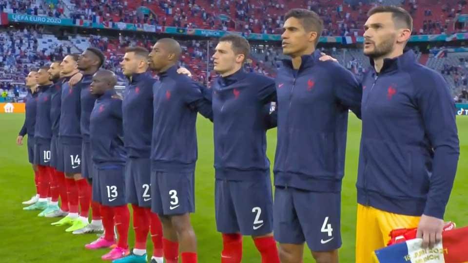 EURO 2020 : LA FRANCE BAT L'ALLEMAGNE (1-0), RESUME DU MATCH