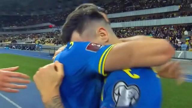 Eliminatoires Mondial 2022 : Ukraine – France (1-1) – vidéo