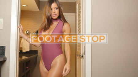 lingerie-girl-sexy-stock-video-footage